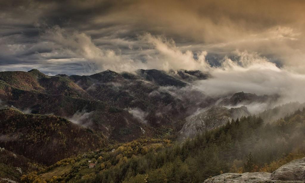 A view from Belintash Rock | © Alexandra Karadzhova/WikiCommons