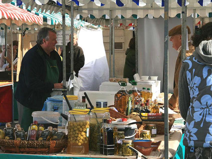 Kelso Farmers Market | © WikiCommons