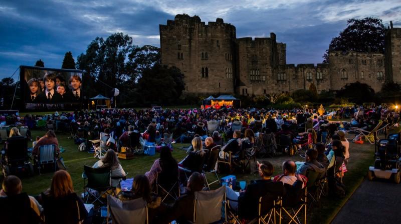 Alnwick Castle | © Riot Communications/Luna Cinema