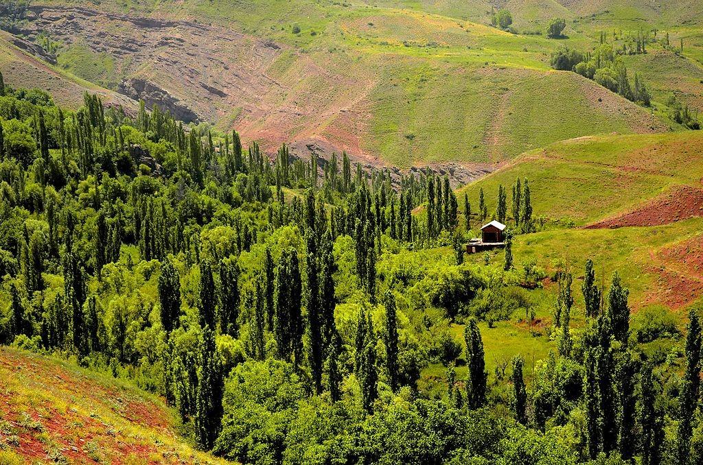 Taleghan has wonderful nature and weather | © Alireza Javaheri / Wikimedia Commons