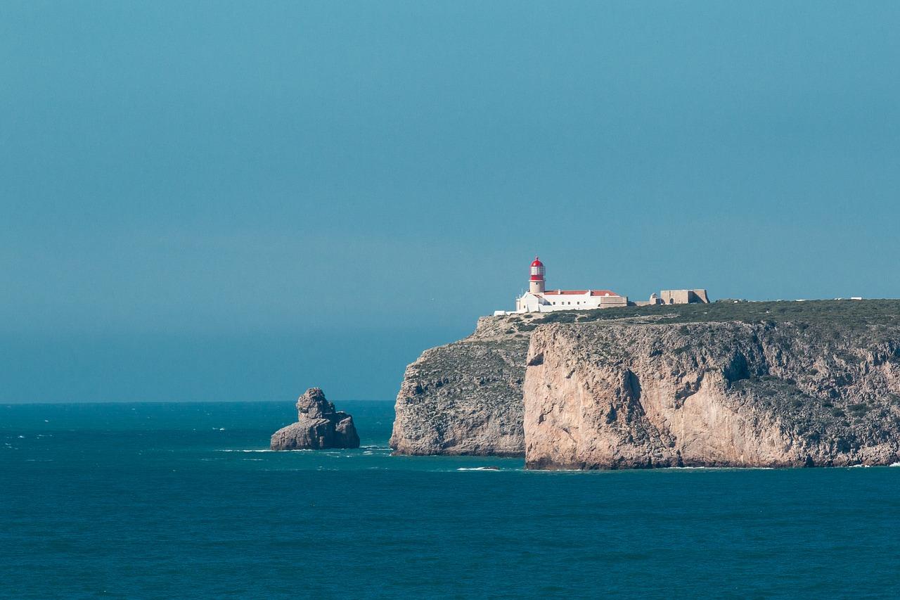 Cabo de São Vicente in Algarve © Pixabay