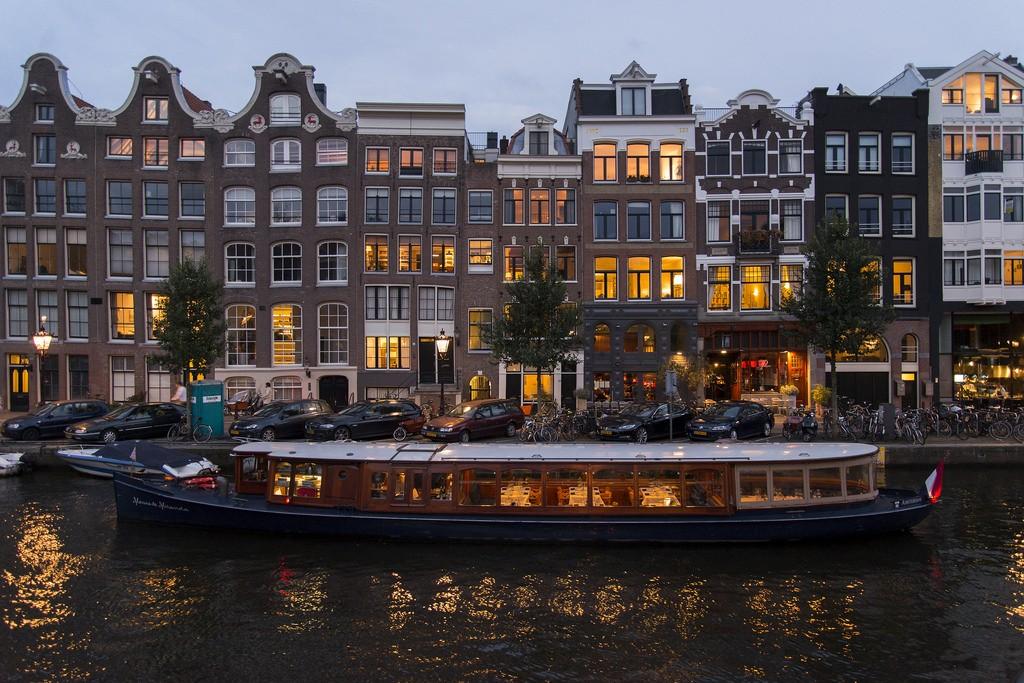 Amsterdam | © BriYYZ/Flickr