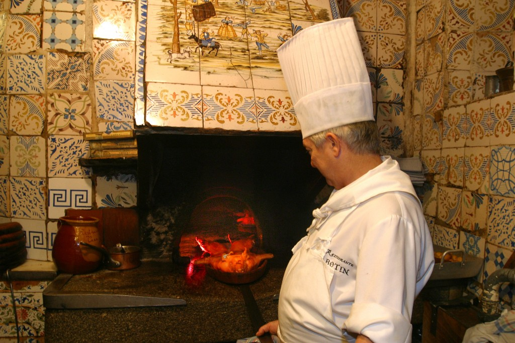 The world's oldest restaurant| © Botín