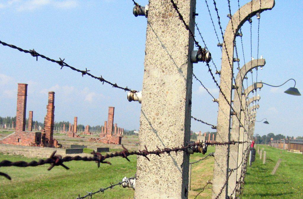 Auschwitz-Birkenau   © Matt Lewis/Flickr