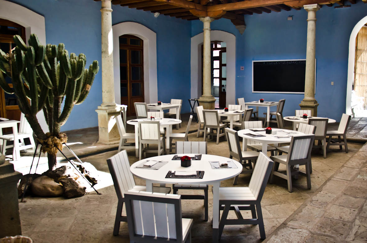The top boutique hotels across mexico for Boutique hotel oaxaca