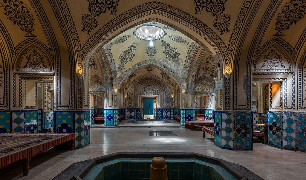 A Guide To Iran S Best Bathhouses