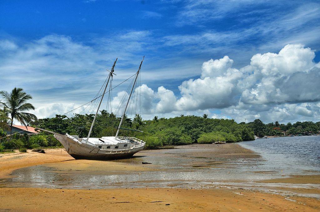 Caraíva / © Eduardo Machado Freire / Wikimedia Commons