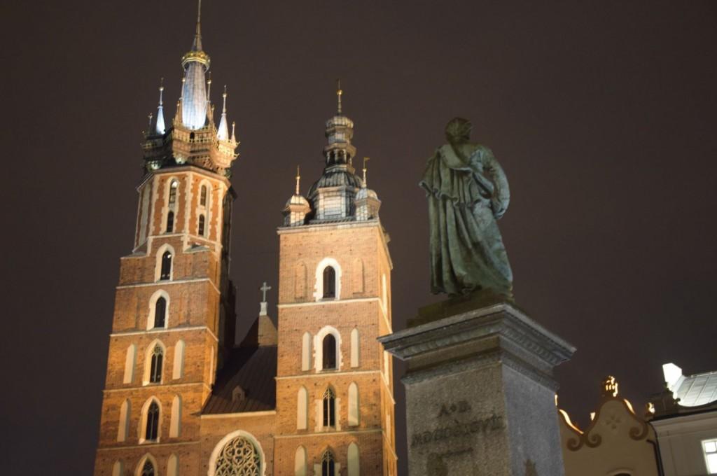 St Mary's Basilica, Krakow   © JRF/Live Krakow