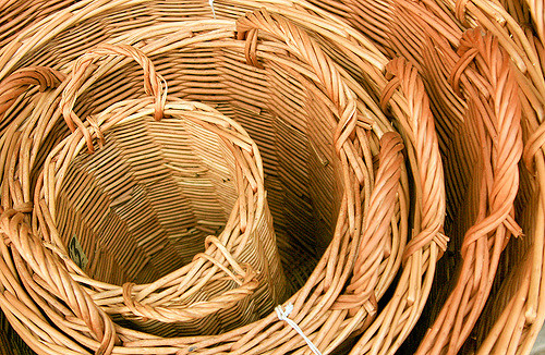 Woven Lighted Baskets are a common sight in Argentina | © Carlos Adampol Galindo / Flickr