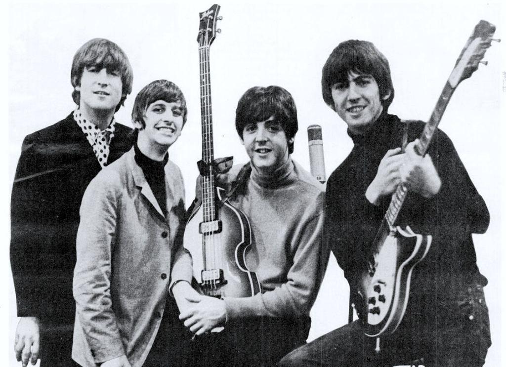 The Beatles | © EMI / Wikimedia