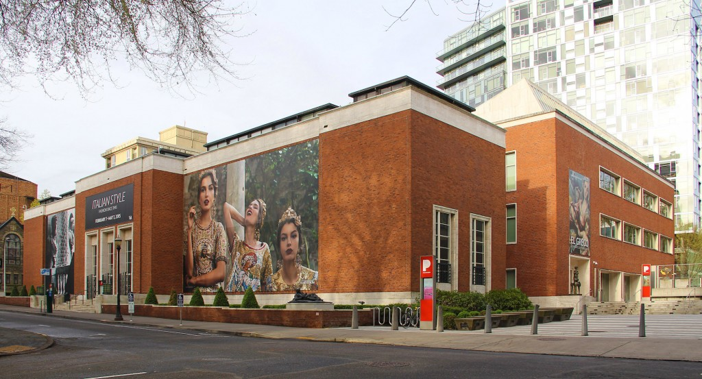 Portland Art Museum   PAM Building/Courtesy of Portland Art Museum