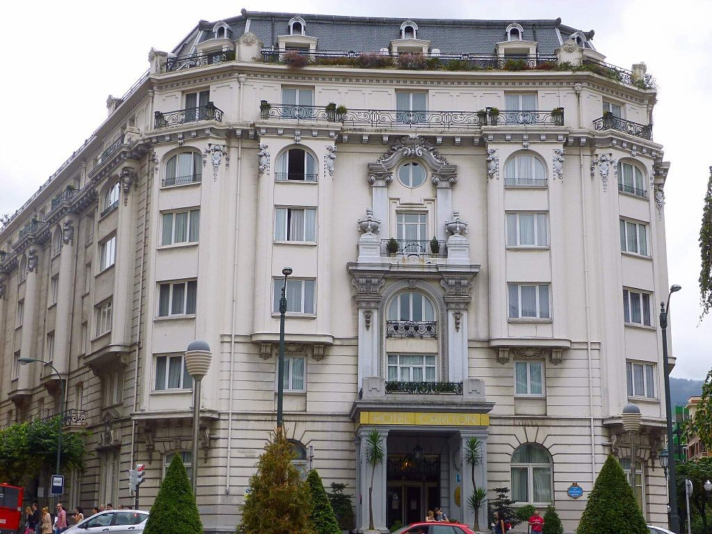 Rooms: The Best Luxury Hotels In Bilbao