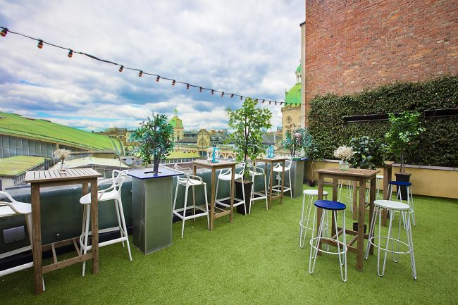 12 Rooftop Bars In London That Are Perfect For Summer