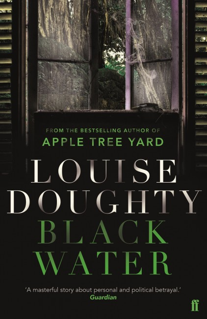 Cover of Black Water | courtesy of Faber & Faber