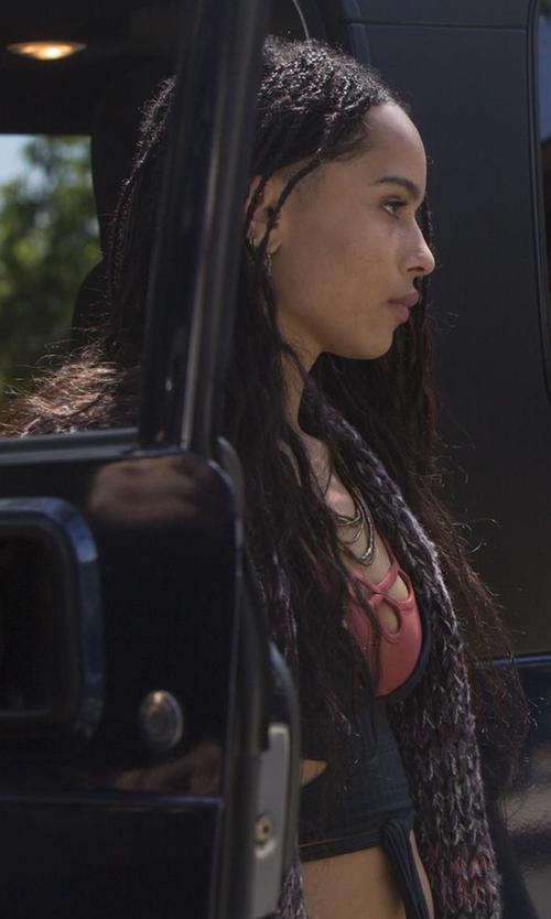 Zoë Kravitz as Bonnie Carlson @ HBO