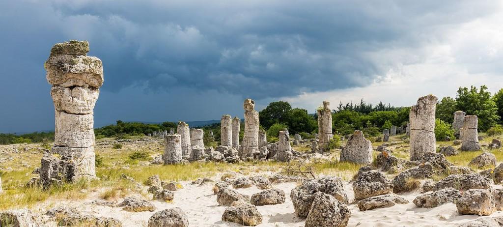 Pobitite Kamani (The Stone Desert) | © Diego Delso/WikiCommos