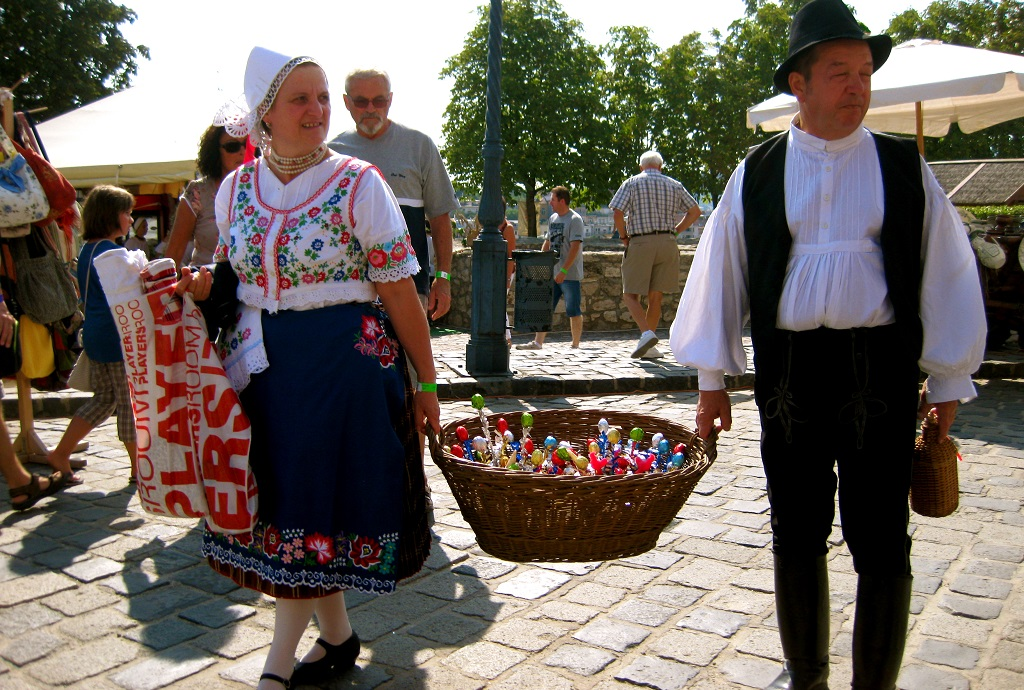 Festival of Folk Arts in Budapest