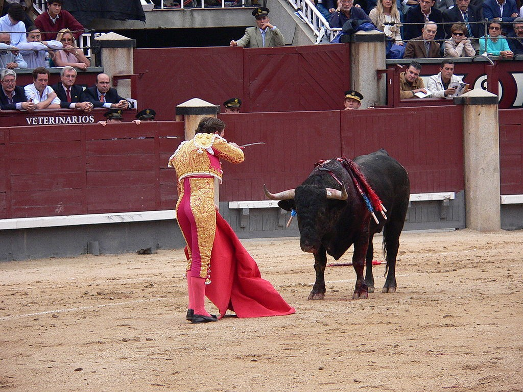 See a bullfight in Madrid |© Manuel González Olaechea y Franco/Wikipedia
