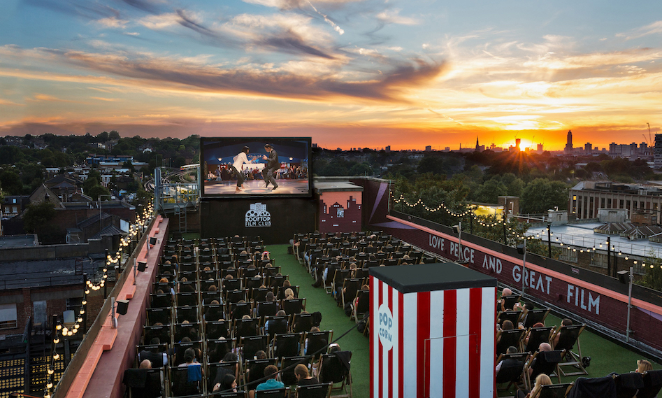 The Best Films Across London At This Summer S Rooftop Film