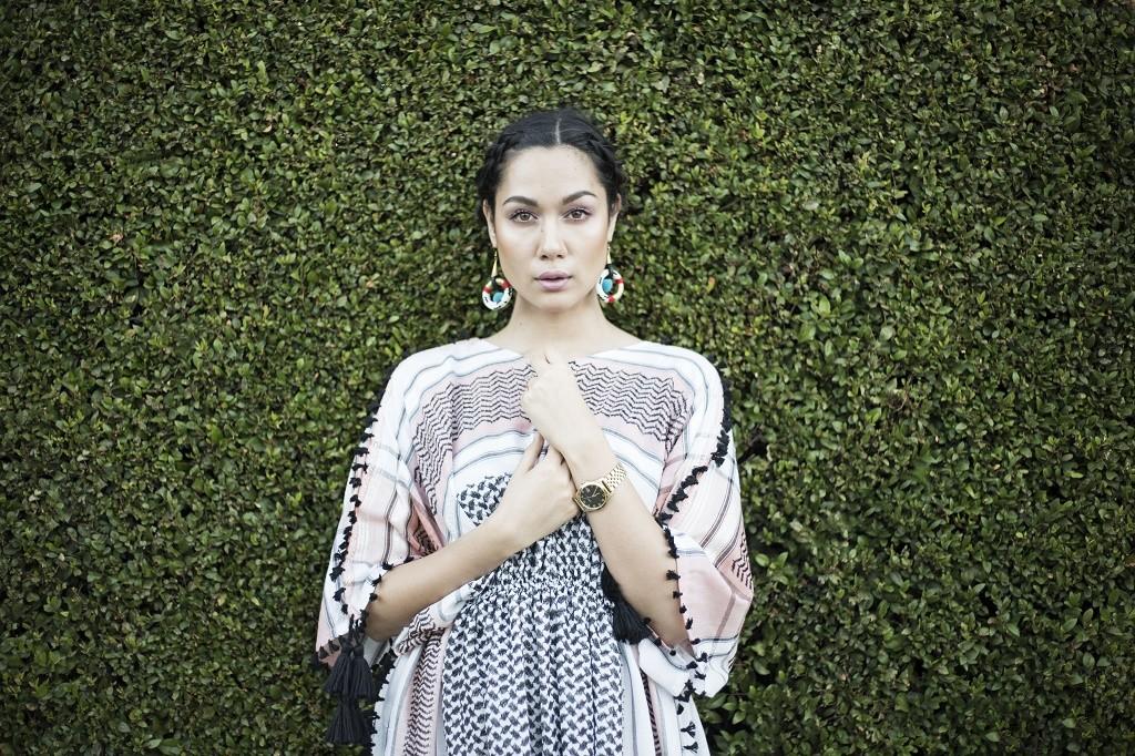 Aqeelah Harron Ally © Abdul Malick Ally / Courtesy of Fashion Breed
