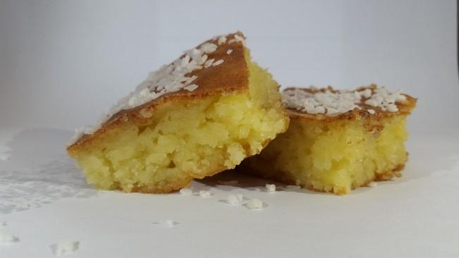 Cassava Cake|© PixaBay/ 1399156