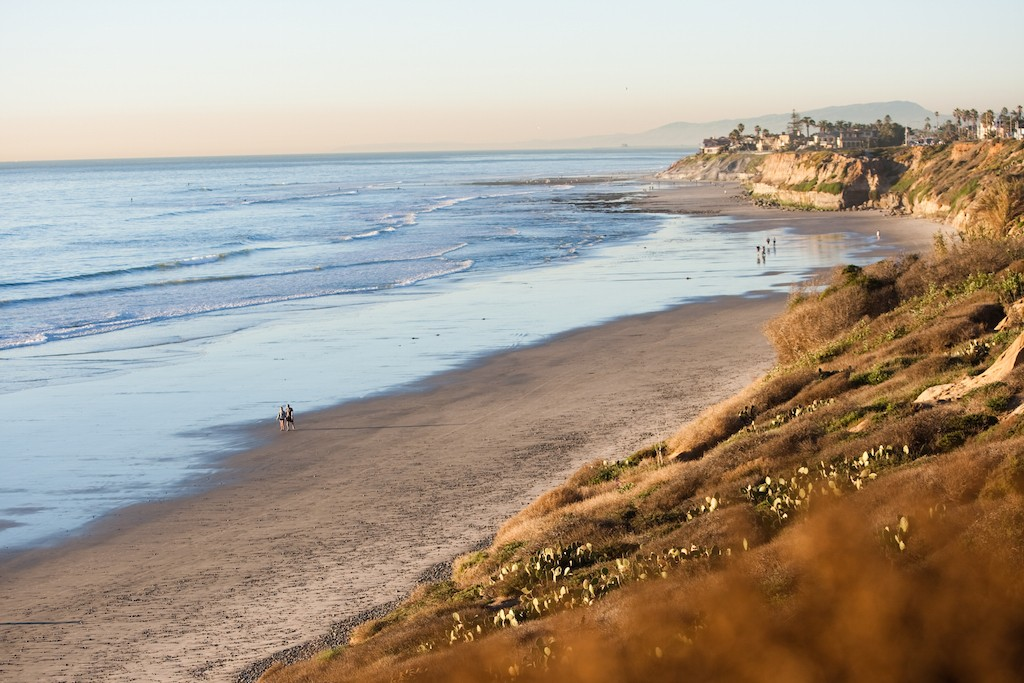 Carlsbad is known for its gorgeous beaches|Courtesy of Visit Carlsbad