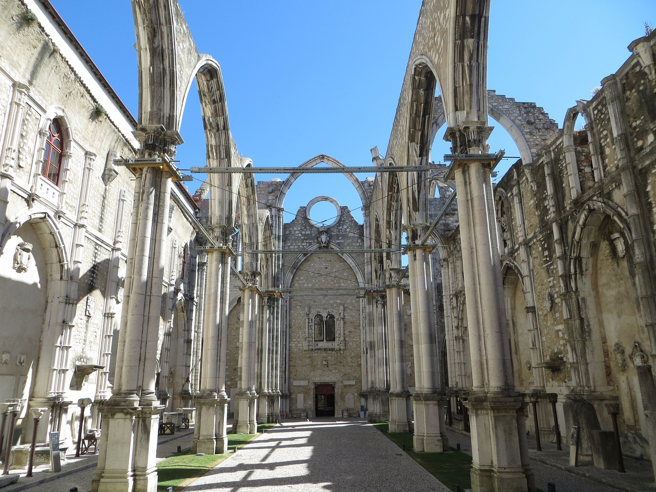 Convento do Carmo © Pixabay