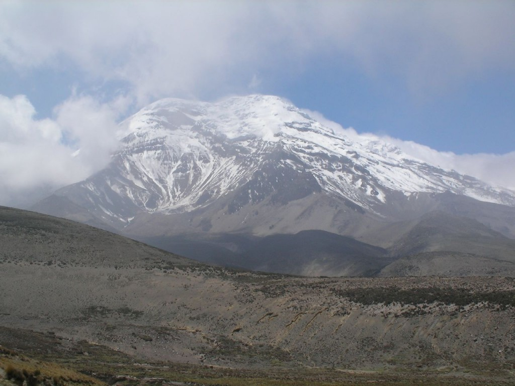 Chimborazo | © Julia Rubinic / Flickr