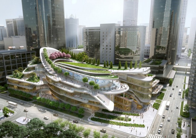 Courtesy of Aedas architects