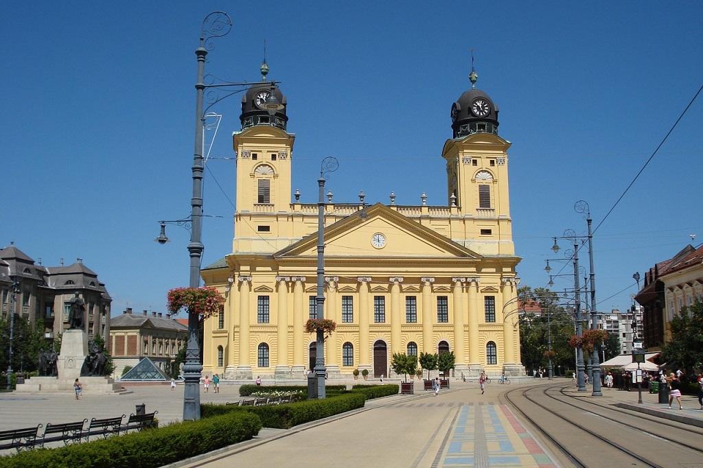 Debrecen Great Reformed Church
