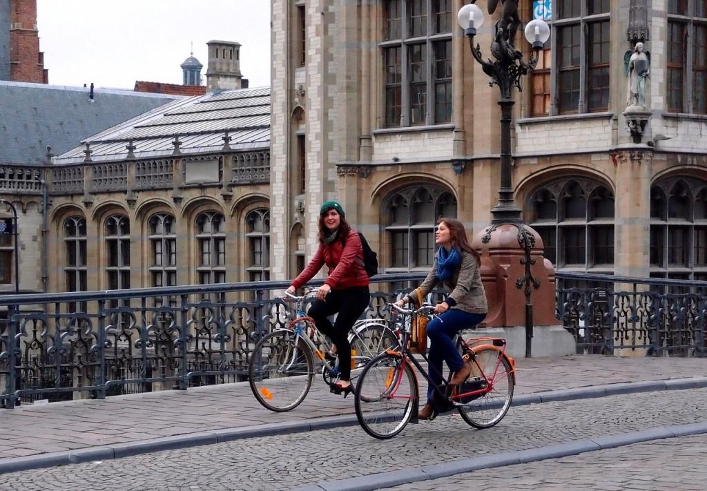 city bike tour | ©bearinthenorth / Pixabay