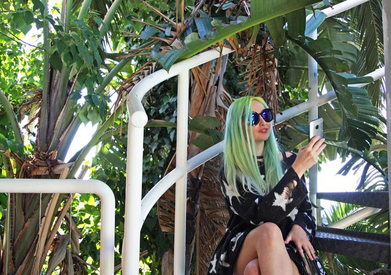 Sherri-Lee Greenway © Courtesy of SA Fashion Girl