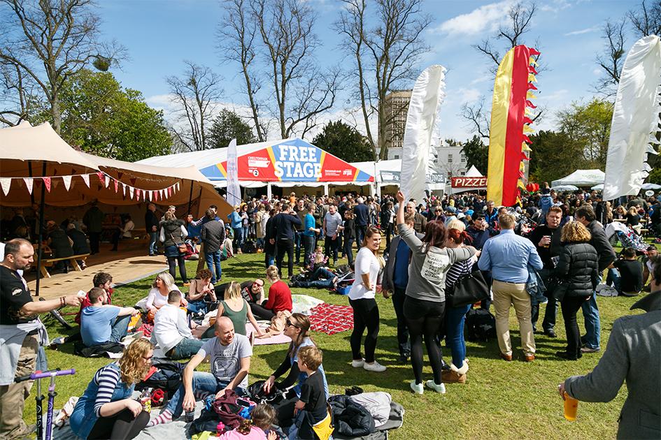 Cheltenham Jazz Festival | © McPherson Stevens/Courtesy of Cheltenham Jazz Festival