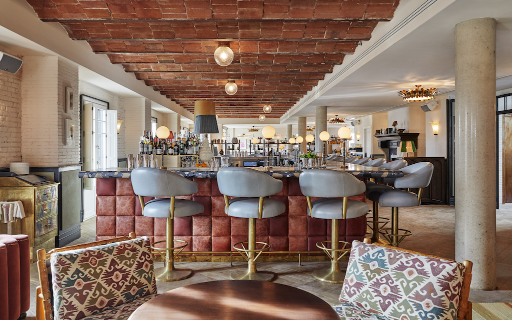 The club-house | Courtesy of Soho House