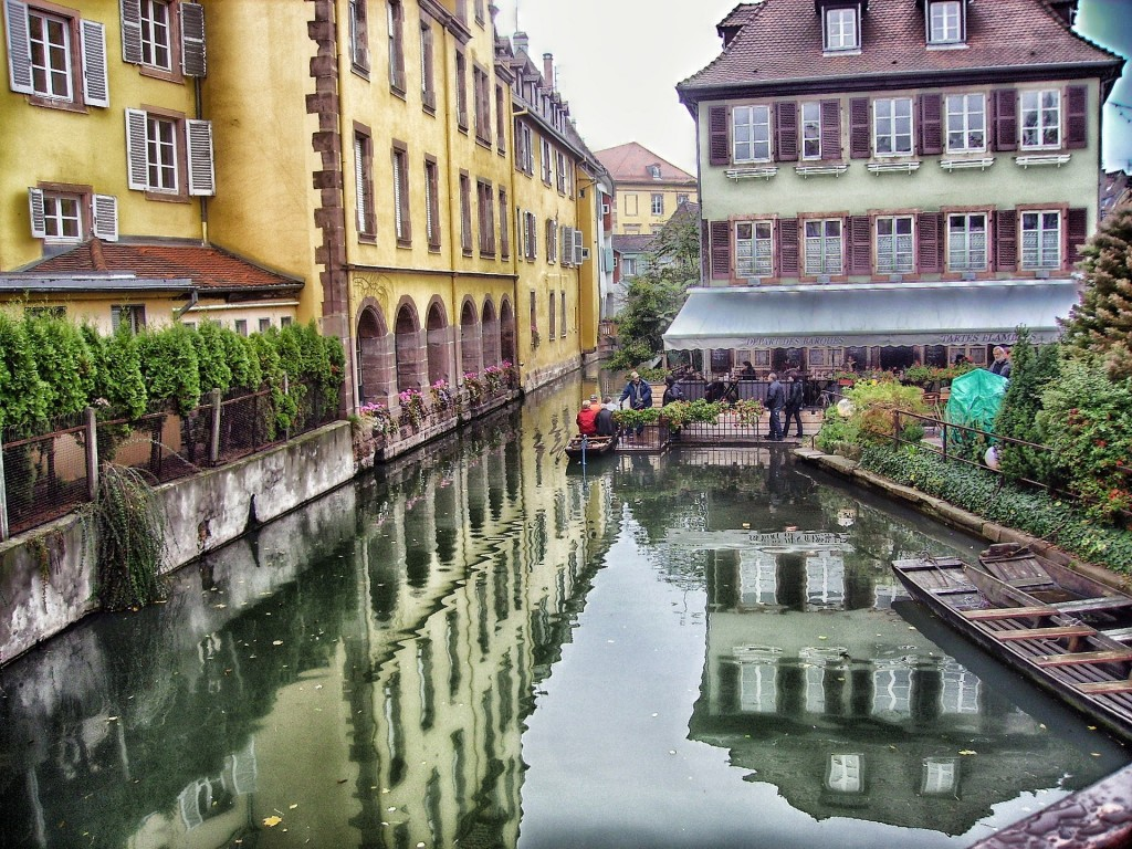 Colmar, Little Venice | © Peter H / Flickr