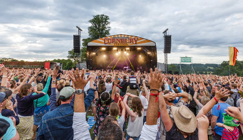 Main Stage | Courtesy of Cornbury Music Festival