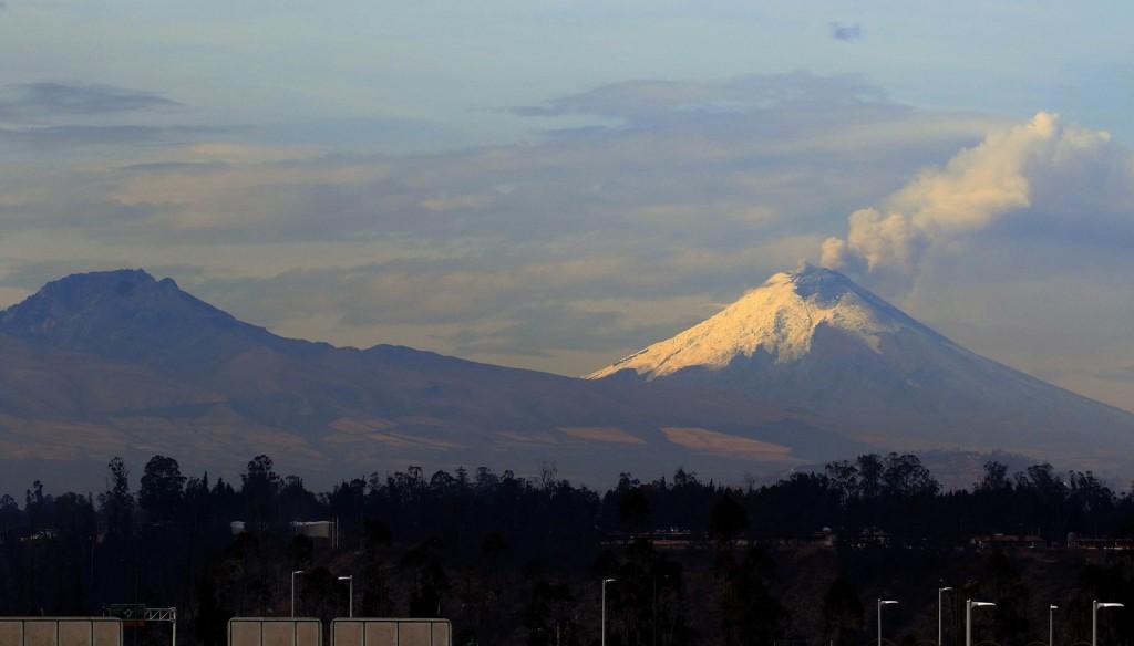 Cotopaxi Volcano | © Agencia de Noticias ANDES / Flickr