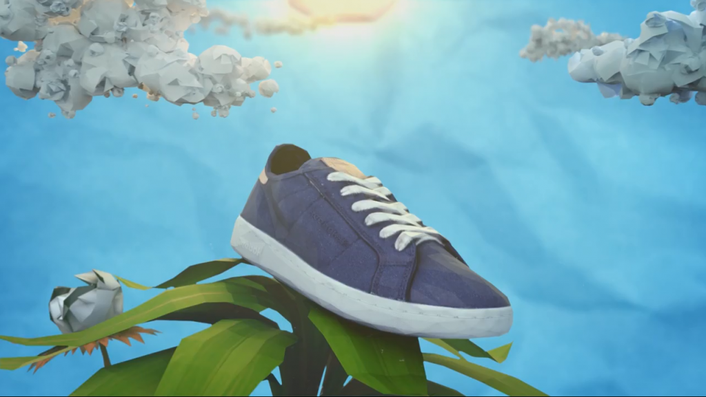 The first-ever plant-based athletic shoe by Reebok will launch this fall   © Reebok