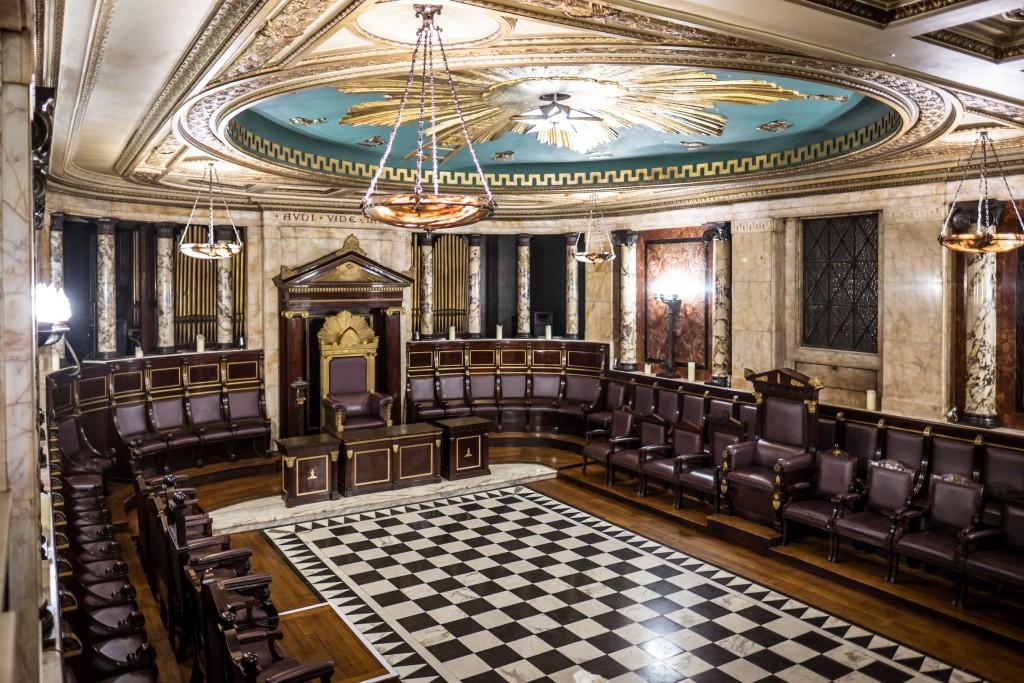 Masonic Temple | Courtesy Andaz London Liverpool Street