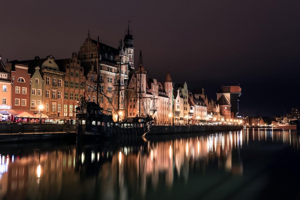 Gdansk Quay | © Alexandru Atudosie/Flickr