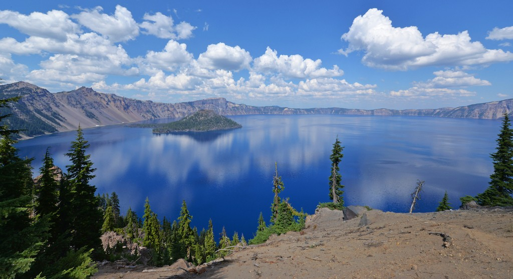 Crater Lake|©Jonathan Miske/Flickr