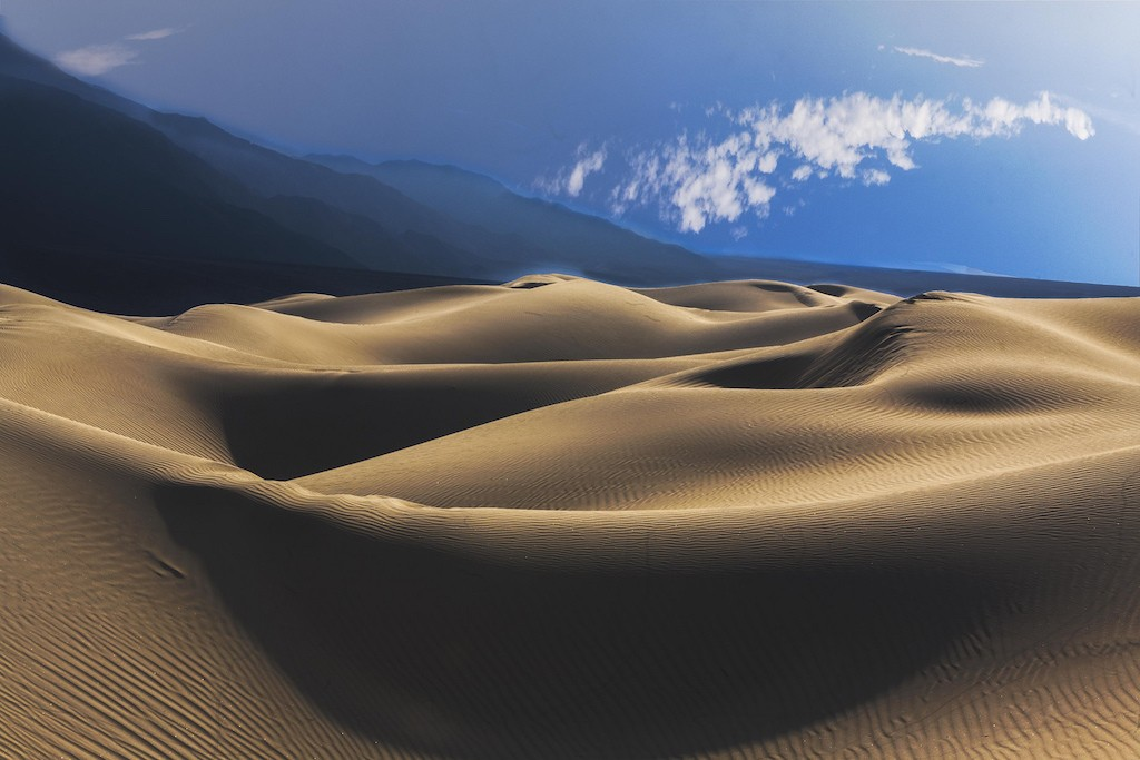 Death Valley|©Scott Taylor/Flickr