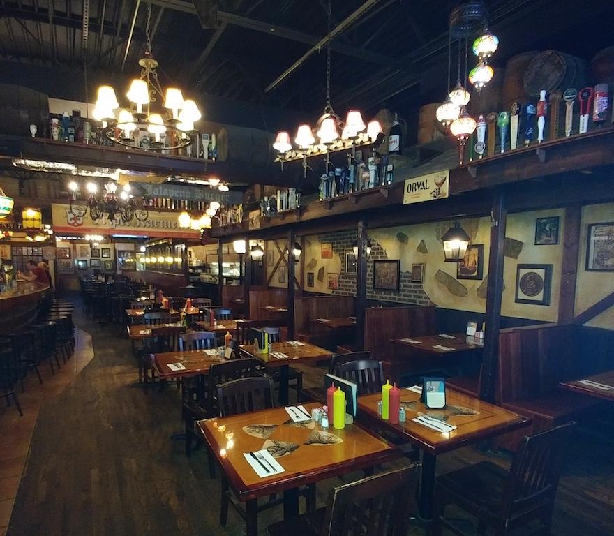 Monk's Pub interior | Courtesy of Monk's Pub