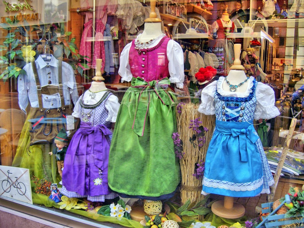 Tracht costume   © steinchen / pixabay