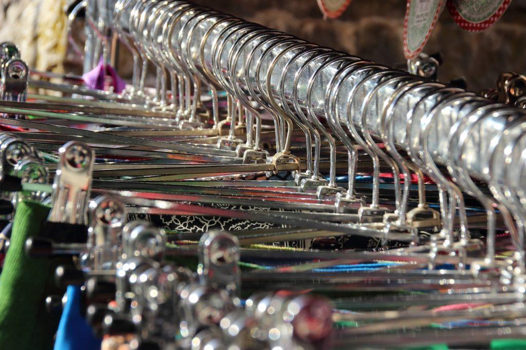 Clothes Market | © Pixabay