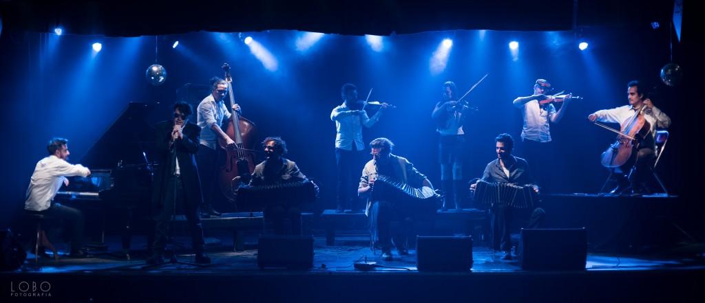 El Atronfe Orchestra at Maldita | © LOBO Fotographia