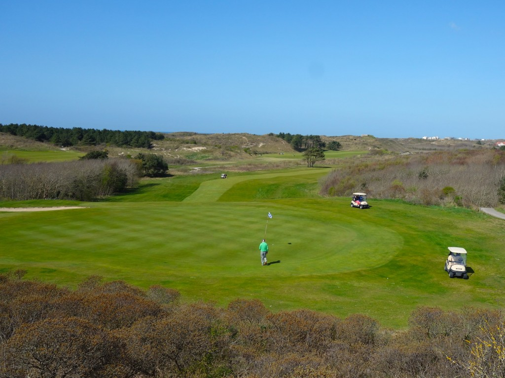 Parcours de la Mer at Le Touquet Golf © Sylvia Edwards Davis