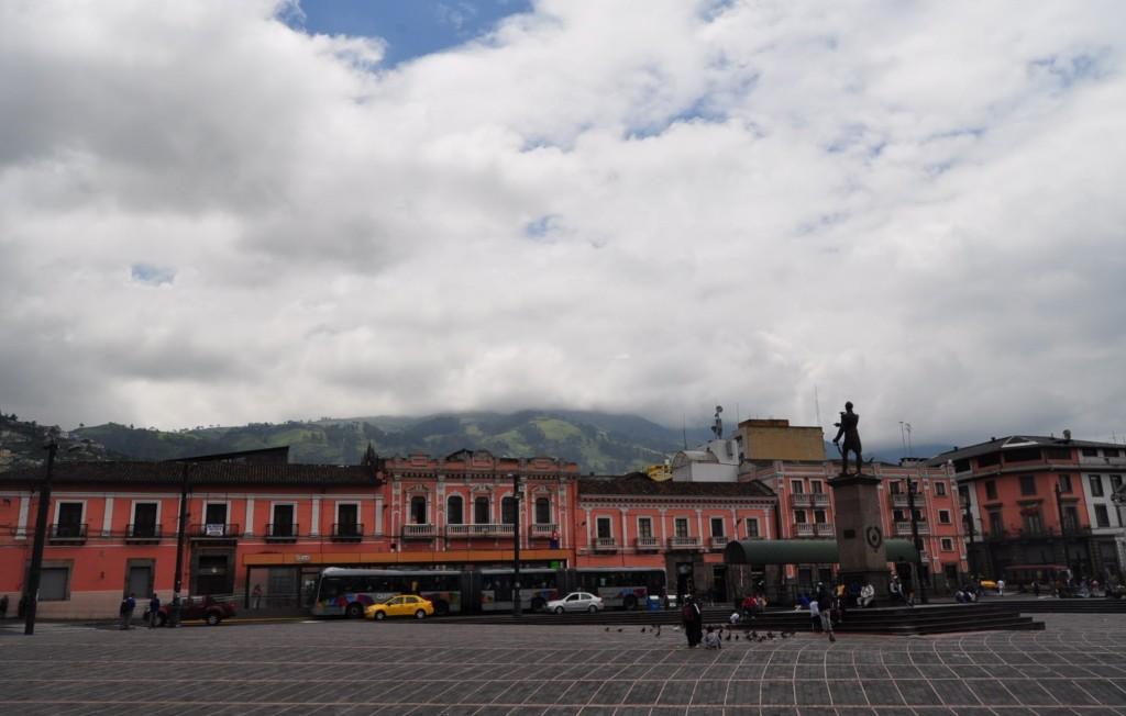 Plaza Grande Quito © Wei Xiao