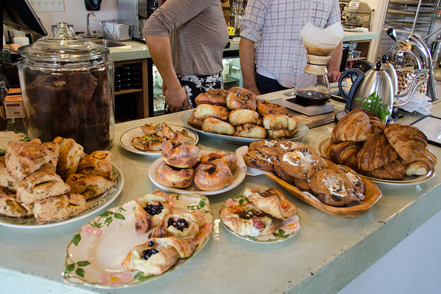 Pastries, Courtesy of Milktooth