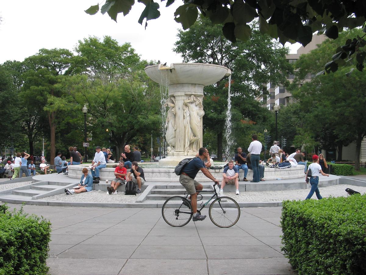 Dupont Circle DC Courtesy of washington.org